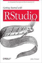 Okładka książki Getting Started with RStudio. An Integrated Development Environment for R