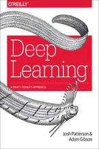 Okładka książki Deep Learning. A Practitioner's Approach