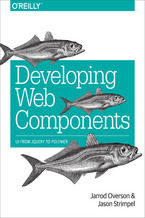 Developing Web Components. UI from jQuery to Polymer