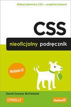 Okładka książki CSS. Nieoficjalny podręcznik. Wydanie IV