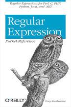 Okładka książki Regular Expression Pocket Reference