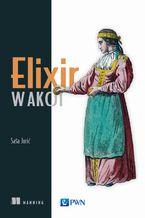 Okładka książki Elixir w akcji