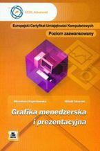 Okładka książki ECUK. Grafika menedżerska i prezentacyjna poziom zaawansowany