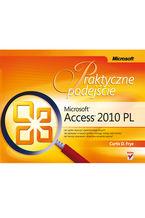 Okładka książki Microsoft Access 2010 PL. Praktyczne podejście