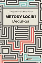 Okładka książki Metody logiki. Dedukcja