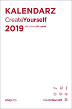Kalendarz Create Yourself 2019