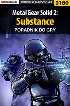 Metal Gear Solid 2: Substance - poradnik do gry