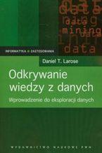 Okładka książki Odkrywanie wiedzy z danych