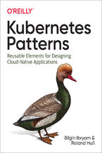 Okładka książki Kubernetes Patterns. Reusable Elements for Designing Cloud-Native Applications