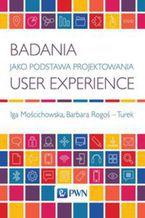 Okładka książki Badania jako Podstawa. Projektowania User Experience