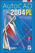 Okładka książki AutoCAD 2004 PL