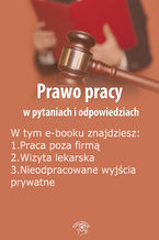 Prawo pracy w pytaniach i odpowiedziach, wydanie lipiec 2014 r