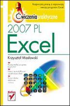 Okładka książki Excel 2007 PL. Ćwiczenia praktyczne