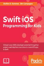 Okładka książki Swift iOS Programming for Kids