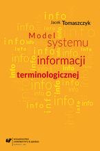 Model systemu informacji terminologicznej