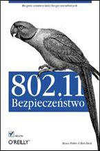 Okładka książki 802.11. Bezpieczeństwo