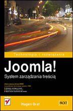 Okładka książki Joomla! System zarządzania treścią