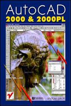 Okładka książki AutoCAD 2000 i 2000 PL