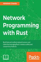 Okładka książki Network Programming with Rust