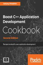 Okładka książki Boost C++ Application Development Cookbook - Second Edition
