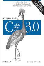 Okładka książki Programming C# 3.0. 5th Edition