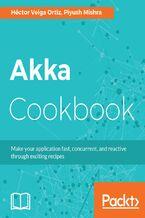 Okładka książki Akka Cookbook