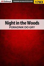 Night in the Woods - poradnik do gry