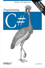 Okładka książki Programming C#. Building .NET Applications with C#. 4th Edition