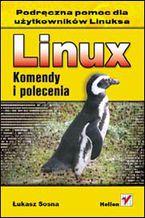 Okładka książki Linux. Komendy i polecenia