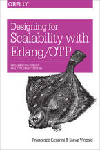Okładka książki Designing for Scalability with Erlang/OTP. Implement Robust, Fault-Tolerant Systems