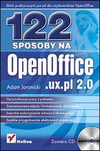 Okładka książki 122 sposoby na OpenOffice.ux.pl 2.0