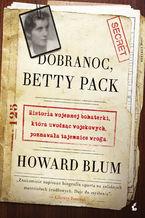 Dobranoc, Betty Pack