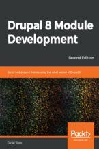 Okładka książki Drupal 8 Module Development