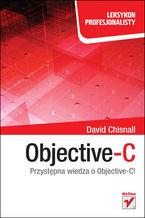 Okładka książki Objective-C. Leksykon profesjonalisty