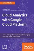 Okładka książki Cloud Analytics with Google Cloud Platform