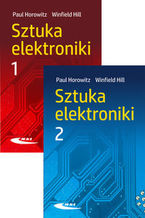 Okładka książki Sztuka elektroniki Tom 1-2. Pakiet