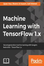 Okładka książki Machine Learning with TensorFlow 1.x