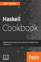 Okładka książki Haskell Cookbook