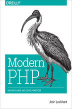 Okładka książki Modern PHP. New Features and Good Practices