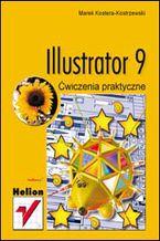 Okładka książki Illustrator 9. Ćwiczenia praktyczne