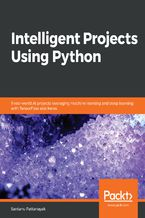 Okładka książki Intelligent Projects Using Python