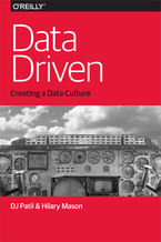 Okładka książki Data Driven