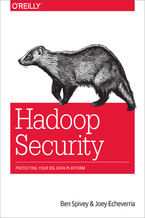 Okładka książki Hadoop Security. Protecting Your Big Data Platform