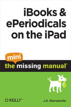 Okładka książki iBooks and ePeriodicals on the iPad: The Mini Missing Manual