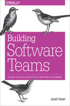 Okładka książki Building Software Teams. Ten Best Practices for Effective Software Development
