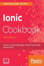 Okładka książki Ionic Cookbook