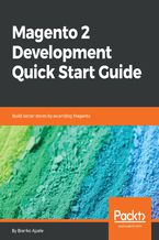 Okładka książki Magento 2 Development Quick Start Guide