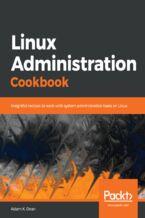 Okładka książki Linux Administration Cookbook