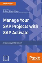 Okładka książki Manage Your SAP Projects with SAP Activate