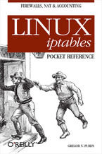 Okładka książki Linux iptables Pocket Reference